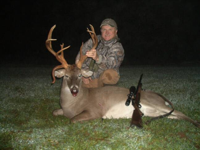Trophy Alabama Whitetails