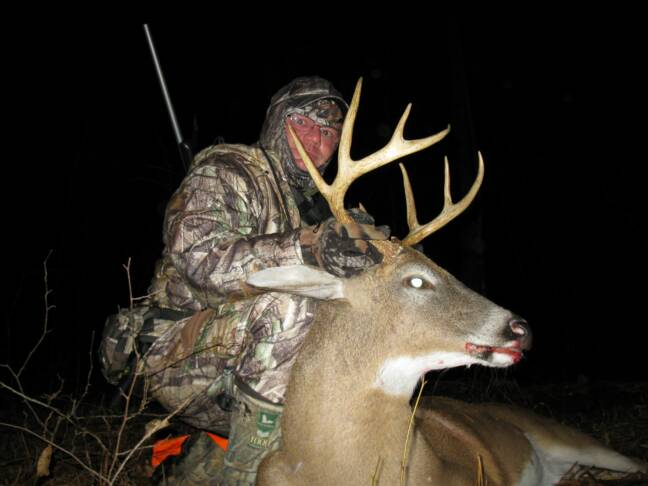 Hunt Alabama Whitetails